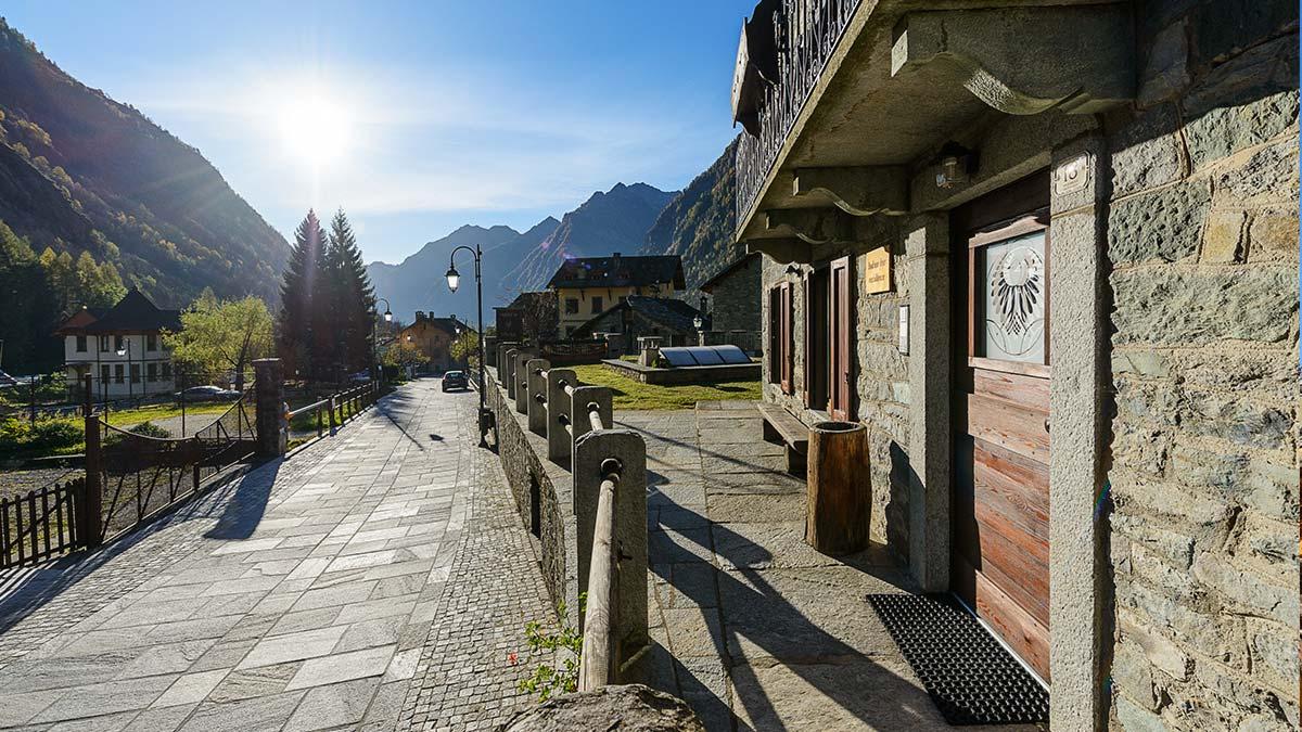 Hotel residence Indren Hus Alagna Valsesia monterosa